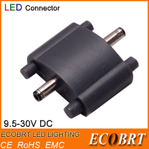 Led Leds Parts 2015 Rushed New 12v Connector Led Strip Light Connectors 24v Cable Conector for Under Cabinet Bar Lights Shipping(China (Mainland))