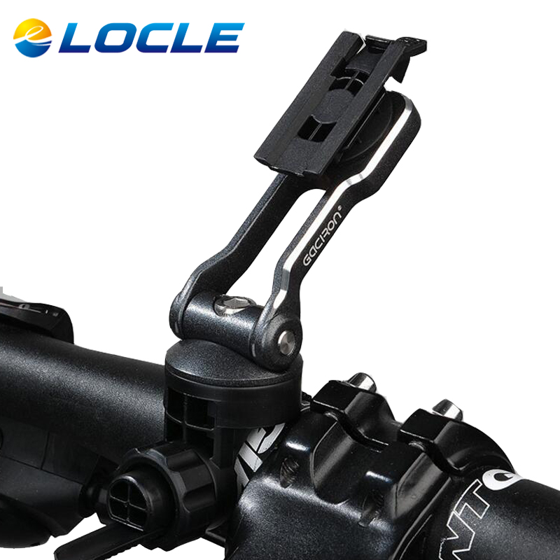 LOCLE Aluminium Alloy Cycling Bicycle Bike Handlebar For MTB Mountain Road Bike Cycling Accessories Cell Phone Holder About 70g(China (Mainland))