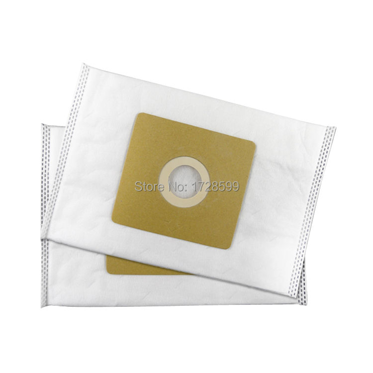 2PCS Hand Vacuum Cleaner Dust Bag S-Bag Filter Paper Bag For Philips Sanyo Haier Electrolux Toshiba FC8334 FC8336 FC8338 FC8344(China (Mainland))