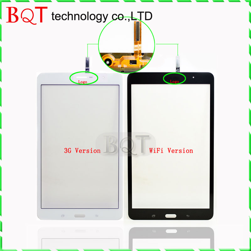 BQT Store T320 Touch For Samsung Galaxy Tab Pro 8.4 SM-T320 T320 Touch Screen Digitizer Glass Lens WiFi Version(China (Mainland))