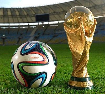 Copa Del Mundo 2014 Trofeo 2014 Copa Del Mundo Brasil