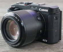 Genuine New Canon PowerShot G3 X Full HD 20.2M Wi-Fi Digital Camera PS-G3X