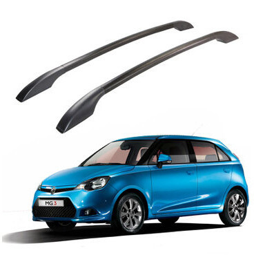 2014 free Shipping Aluminum car Rack the Roof Rack Easy Install Without Drilling Luggage Rack Case for Mg3 Mg 3 Accessories(China (Mainland))