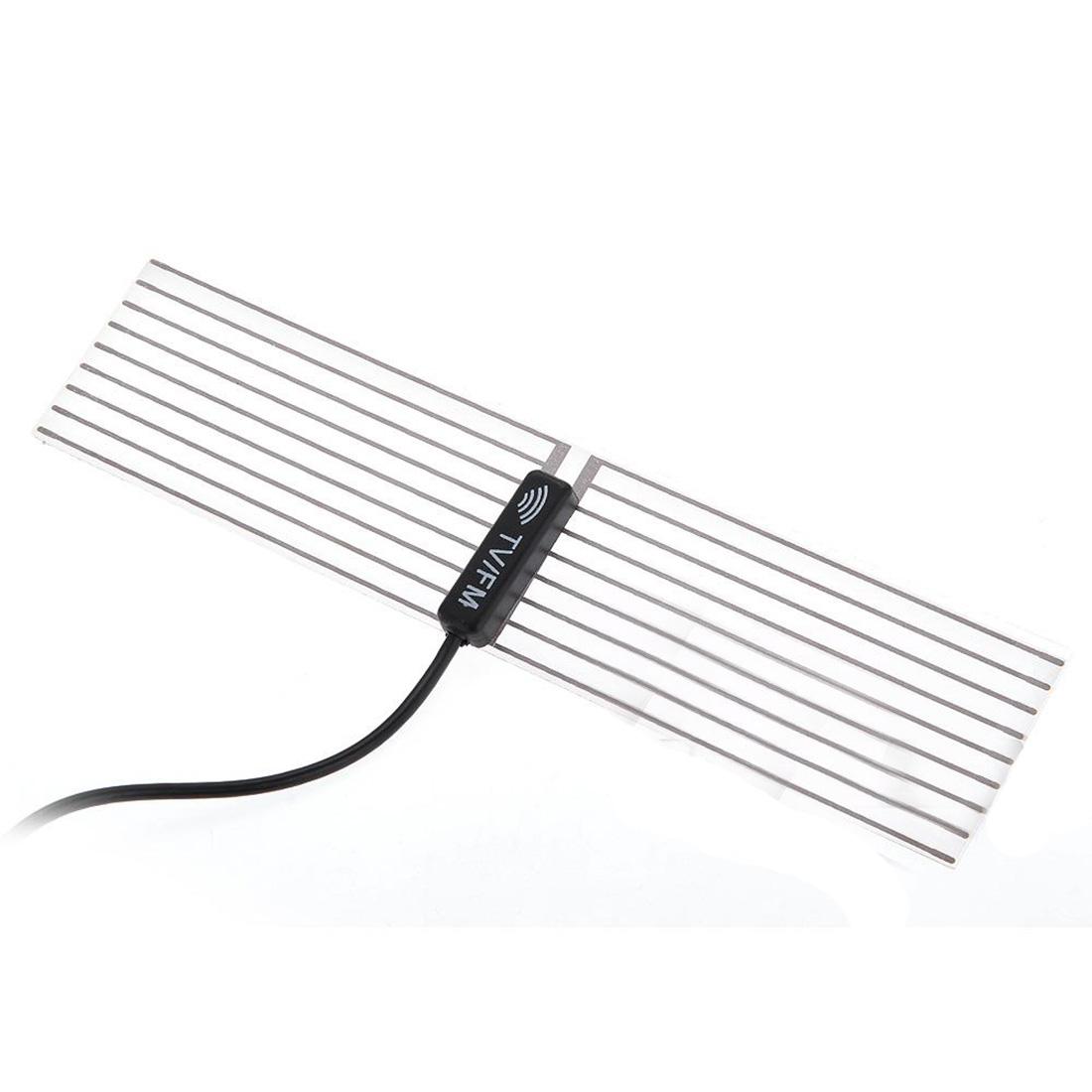 Auto Car DVB-T Digital TV Antenna Aerial Replacement Black PVC Portable<br><br>Aliexpress