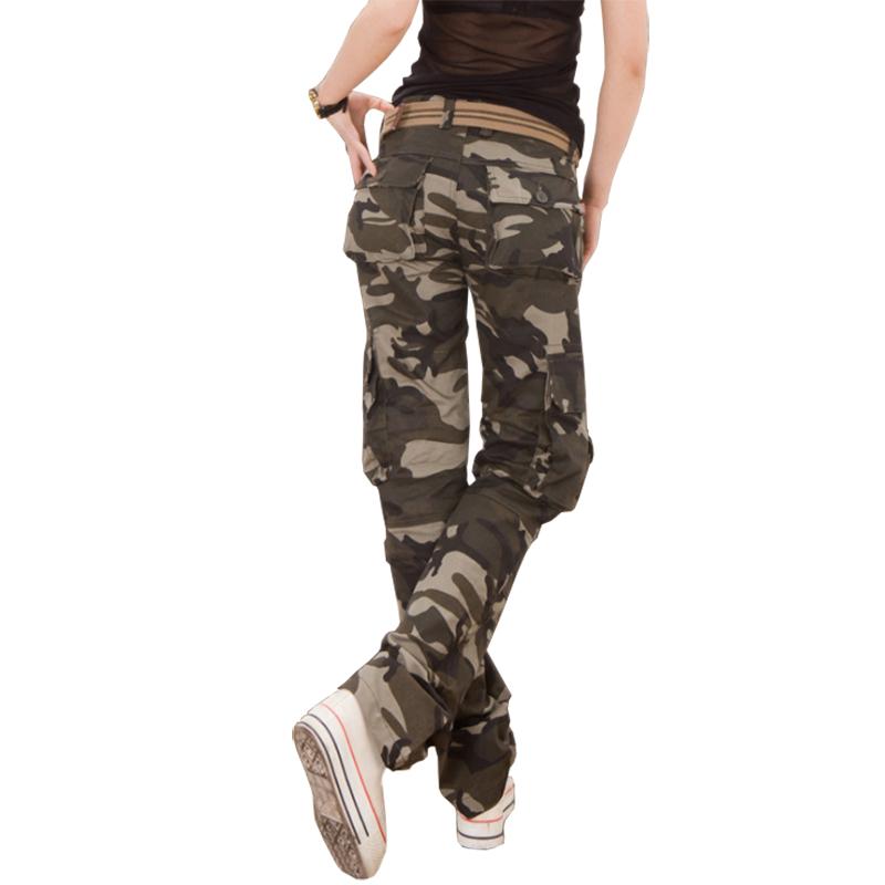 Popular Camo Cargo Pants for Women-Buy Cheap Camo Cargo Pants for ...