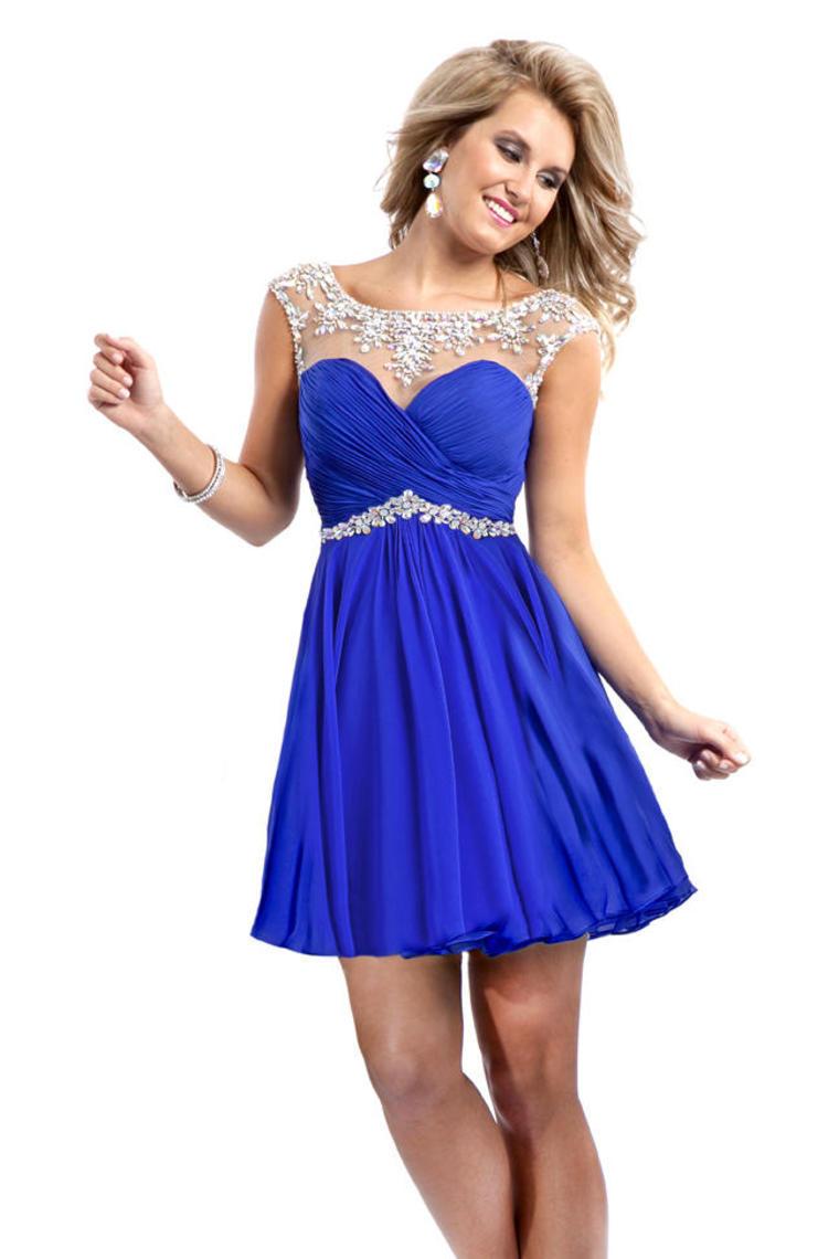Платье для выпускниц homecoming