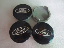 4pcs/lot 54mm Auto accessories emblem Wheel Center Hub Cap Dust-proof Badge logo covers for Fort(China (Mainland))