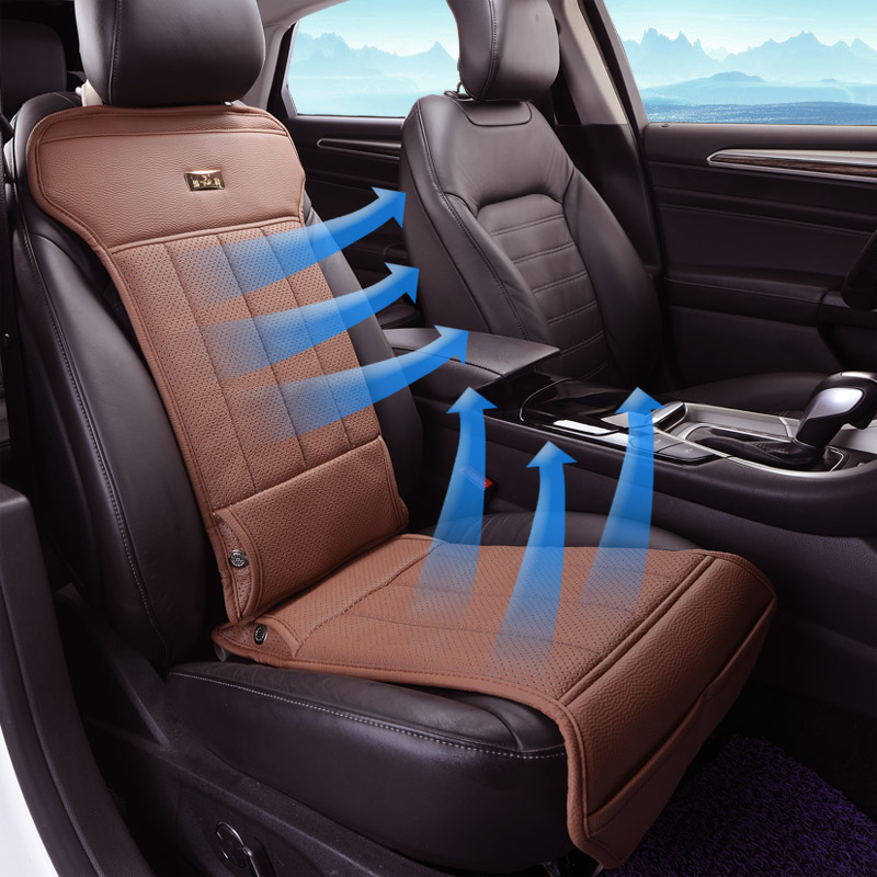 Car air conditioning cushion viscose upholstery cooling for Mercedes benz car seat cushion