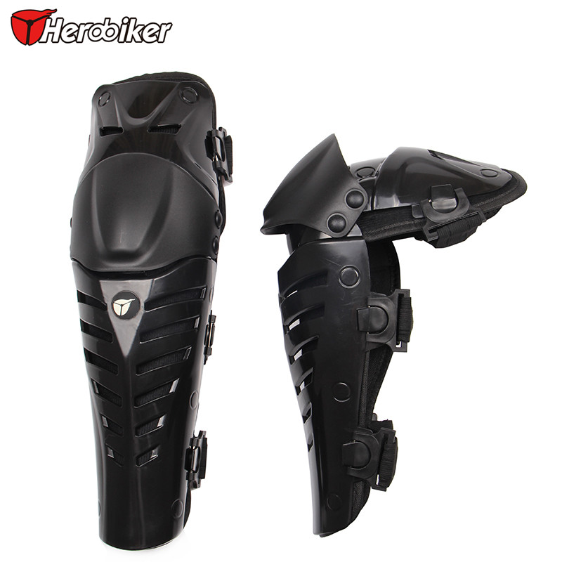 HEROBOKER 100% Original Motorcycle Knee Protector Motocross Racing Knee Guards  Protector Guards Protective Gear motocross<br><br>Aliexpress