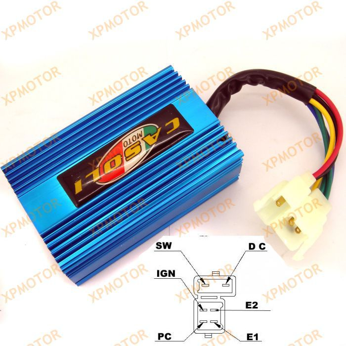 new racing cdi wiring diagram 5 pin buyang atv wiring