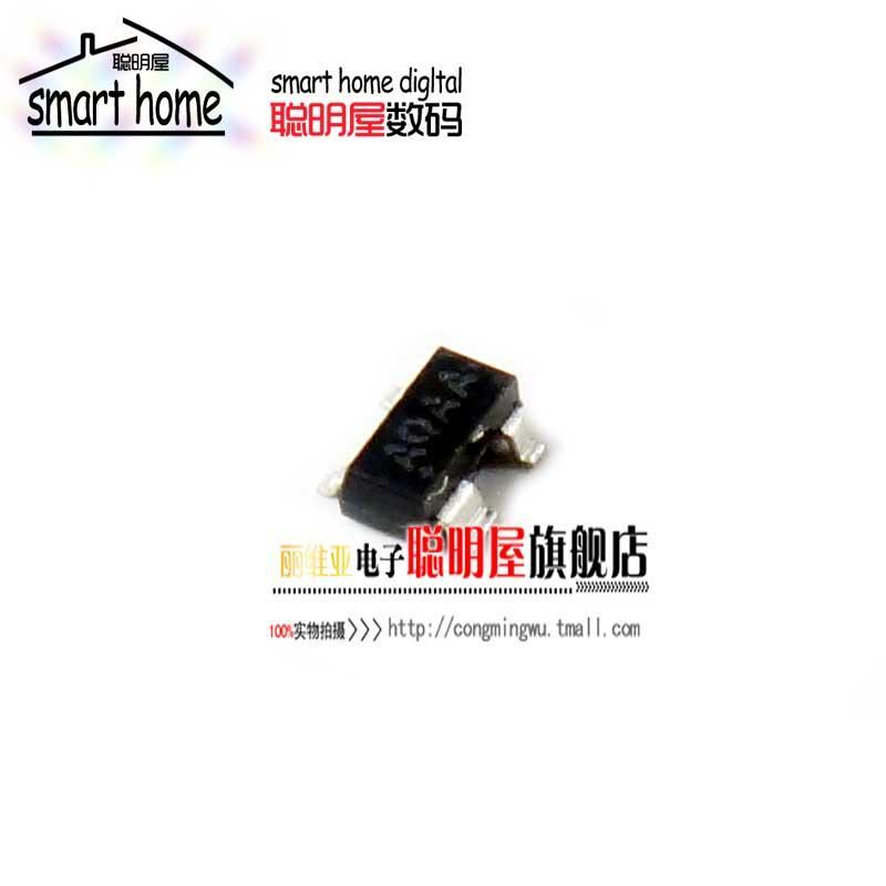 Smart House MAX811SEUS new imported power management IC monitors SOT143 MAX811(China (Mainland))