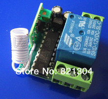 12V 10A 1 Channel Electric Control Lock Signal Fixed Encoding Wireless Remote Switch RF 315MHZ Auto