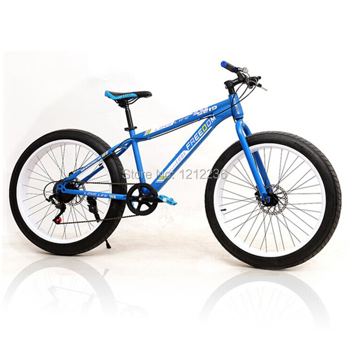 Cheap Bikes For Heavy People quot Snow Bicycle Fat Bike