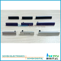 Original New USB Charging Port Dust Plug Cover + Micro SD Port +SIM Card Port Slot Cover for Sony Xperia Z1 L39 L39H C6903 C6906