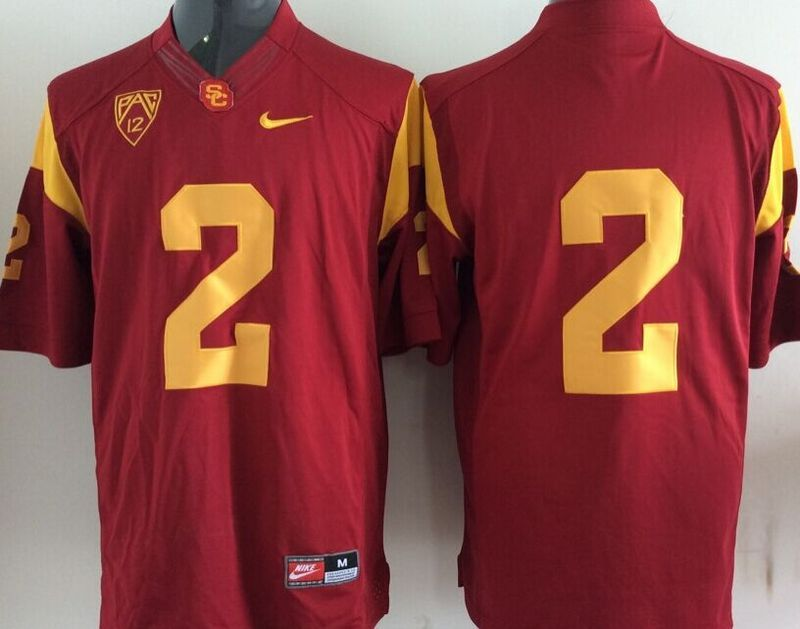 Top A Best quality 2016 men's High Quality USC Trojans(China (Mainland))