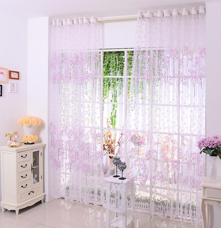 Wohnzimmer vorhänge: organza gardinen hier sind unsere 31 coolen ...