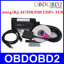 Newest Version 03/2014 Professional Powerful CDP PRO TCS Plus For Autocom LED Display 3 IN 1 Cars/Trucks/Generic Free Shipping(China (Mainland))