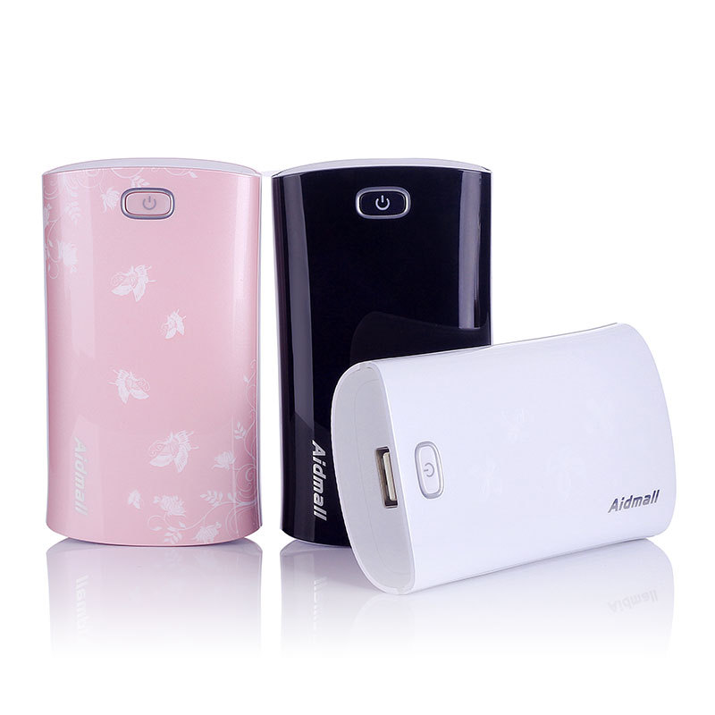Universal Power Bank External Battery Pack Portable USB Charger 5200 mah LED Brand Mobile - Guangzhou PinCe household products co., LTD store