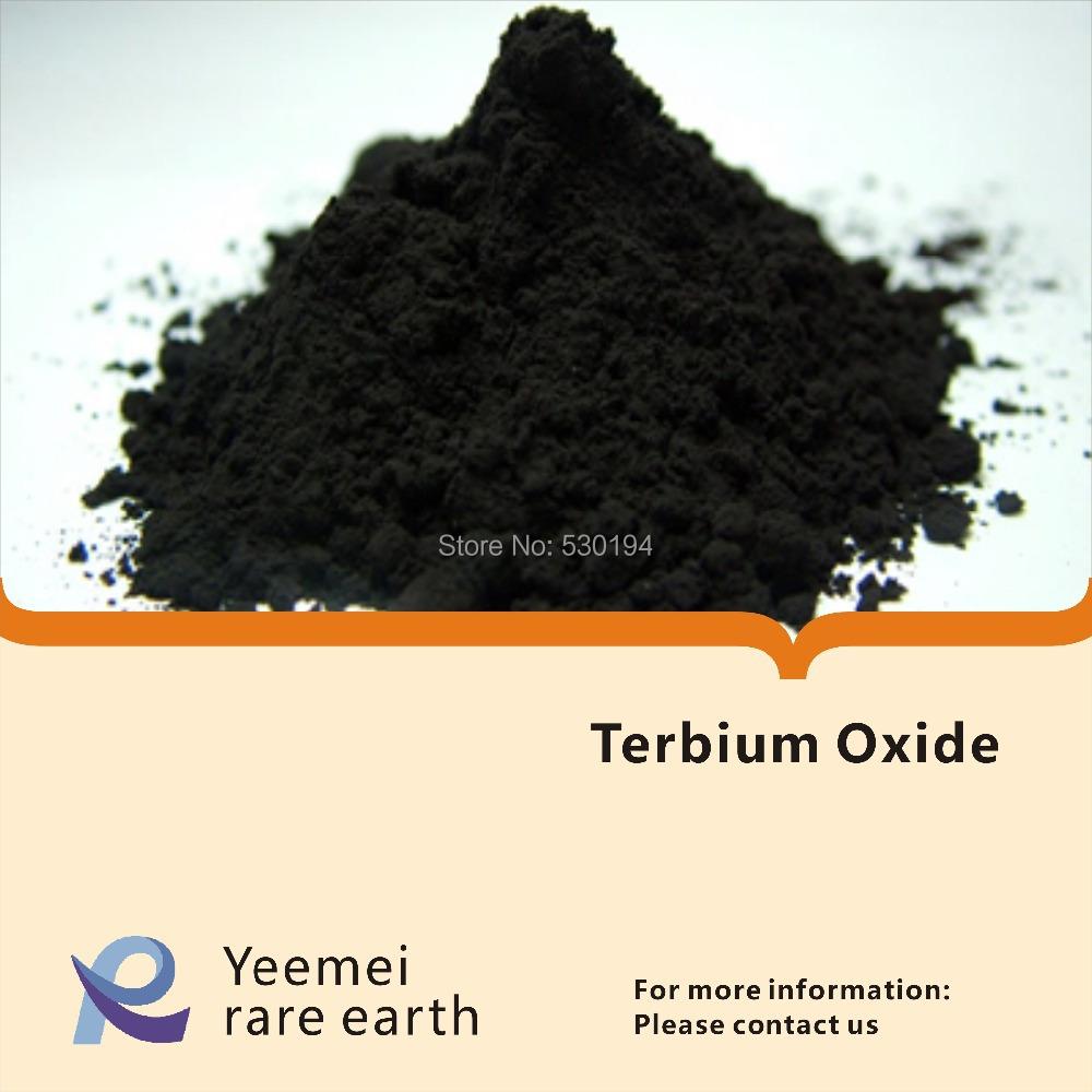 1000g Terbiumoxid - Terbium(IV)-Oxide - Terbium oxide 99.99%/TREO - Tb4O7 <br><br>Aliexpress