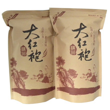 Tasting price 2015 new Free Shipping Premium 250g Chinese Oolong Tea Big Red Robe Dahongpao,Wuyi yan Cha Cliff Tea Wulong