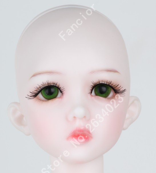FREE SHIPPING!FREE makeup and eyes! top quality 1/3 girl bjd Supiadoll Emma pink fairy female Doll best gifts model manikin