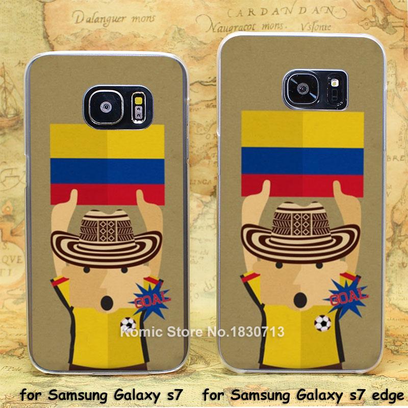 armenia brown bear transparent clear hard case cover for Samsung Galaxy s7 s7 edge(China (Mainland))