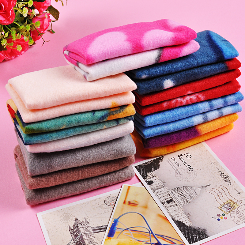 15Pcs/lot Household cleaning bamboo fiber cloth dish towel oil cloth rag kitchen essential(China (Mainland))