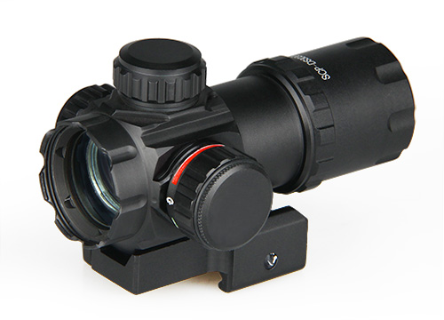 Фотография New Tactical Holographic 1X26mm Red Dot Sight Scope Project Picatinny Rail Mount 20mm PP2-0081