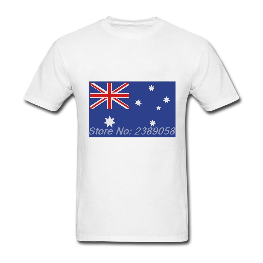Design your own t shirt cheap australia - Fashion Style Men Design T Shirt Australia Fag Brand Tee Tops White Short Sleeve Mens T