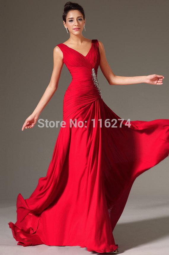Red Evening Dresses Brisbane - Dress On Sale