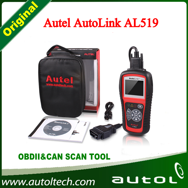 New Arrival Autel Autolink Al519 Obdii/Can Scan Tool, Buy Al 519 Autel Autolink Al 519 with Top Quality, Al519 Best Price(China (Mainland))