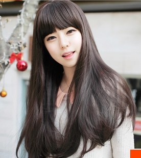 Short Wigs For Women Rushed Natural Anime Cosplay Synthetic Lace Front 2015 New Female Scroll Fluffy Hair Long Wig Lace Fron(China (Mainland))
