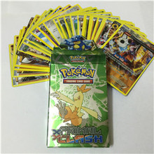 25PCS/box New English Pokemon Action Toys Figures toy EX game card 1 box kids children Classic Toy playing Game Collection Cards(China (Mainland))