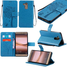 Magnetic Flip Leather Wallet Case Cover Huawei Ascend Mate 7 8 P8 P9 Lite Plus Y6 Y625 Honor 4X 5C 5X V8 + Hand Strap - buybest store