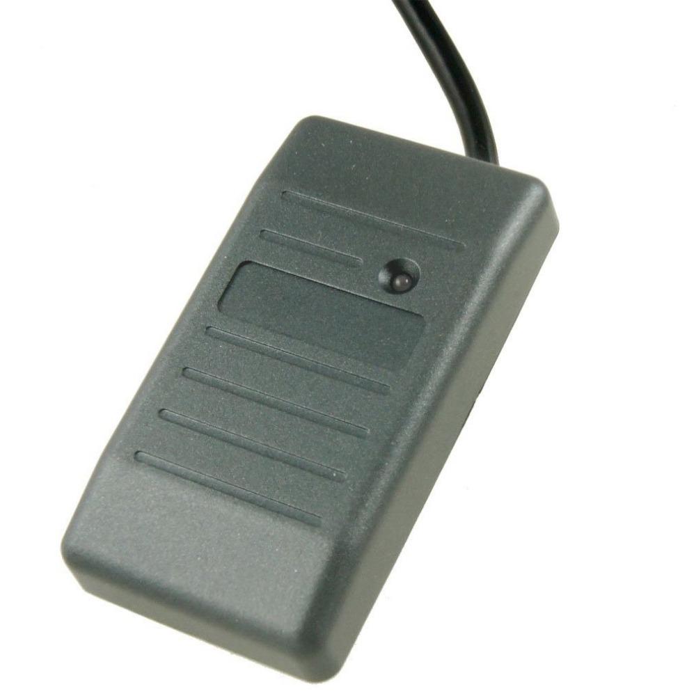 Гаджет  Mini 13.56mhz WG26/34 Waterproof RFID IC Reader For Door Access Control System None Безопасность и защита
