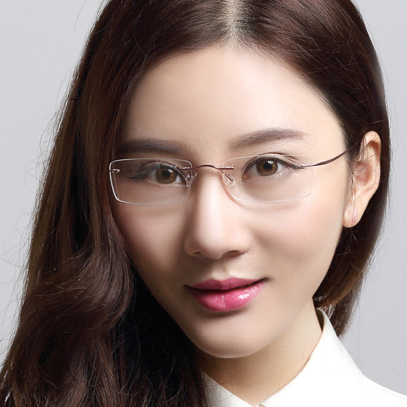 women s rimless glasses frames Global Business Forum ...