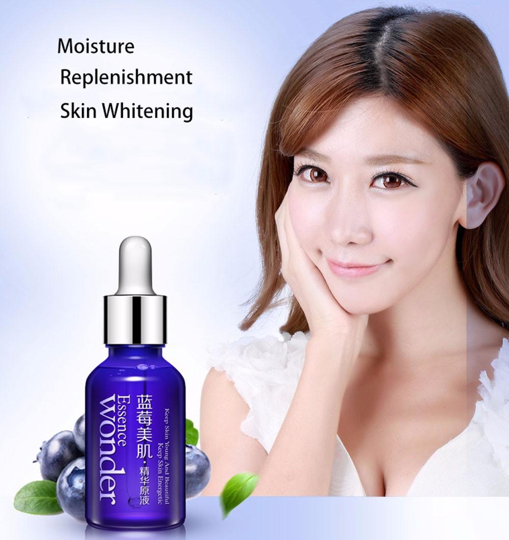 H2o8 cuidados com a pele ácido hialurônico líquido Anti rugas Anti envelhecimento colágeno puro rosto essência branqueamento dia creme hidratante óleo