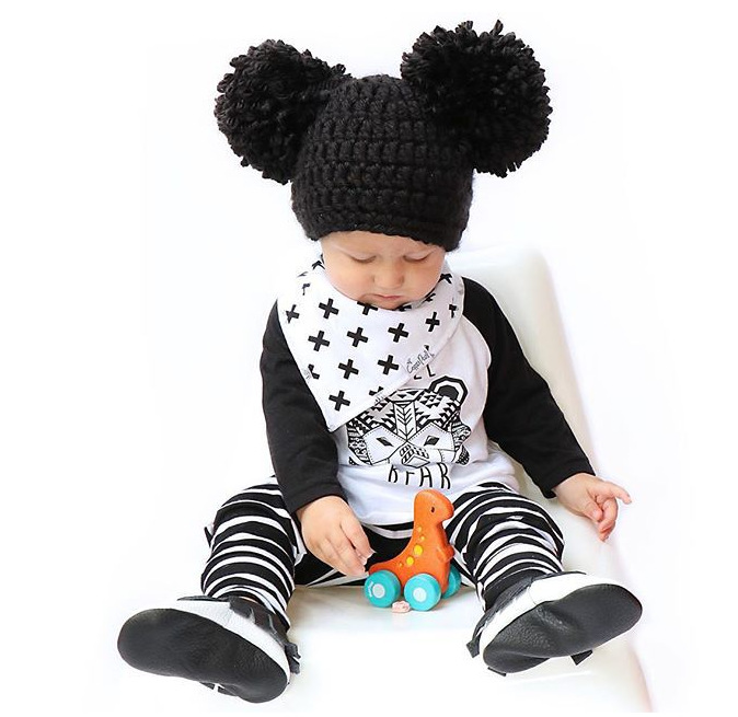2016 summer baby boy clothes infant baby cotton children's suits two-piece printed T-shirt + trousers two newborn baby clothes(China (Mainland))
