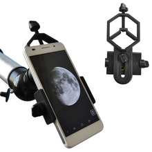 Universal Smartphone Spotting Scopes Telescope and Microscope adapter-Into Video Camera and Image Capturer in Distant(China (Mainland))