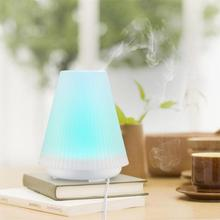 Fashion 7 color changing LED light Aroma Diffuser dryer/Machine 2.4MHZ 11W aroma charger(China (Mainland))