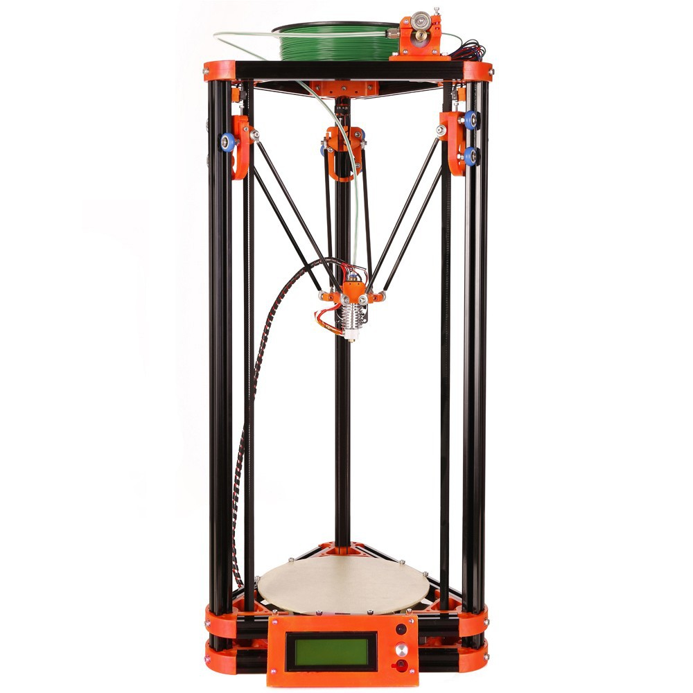 Metal Structure Delta 3D Printer Kits Auto Bed Leveling<br><br>Aliexpress