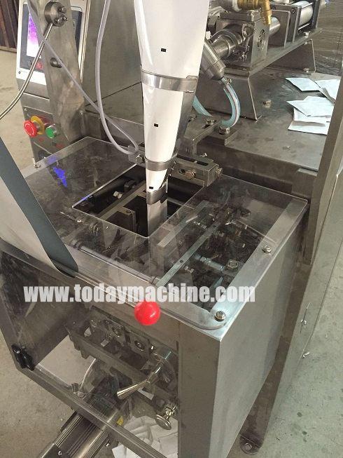 4 -side sealing automatic powder packing machine pump(China (Mainland))