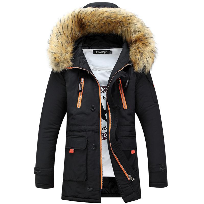 Thick Parka Coats