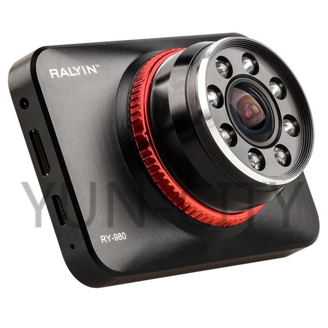 Hk сообщение V2000 автомобиль мини видеорегистратор Ambarella A5s30 / AR0330 нет gps 1080 P Full HD широкоугольный объектив камеры жк-hdmi ночного видения RY980