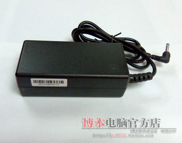 Original binding c97 tablet charger ac dc adapter jy-19220
