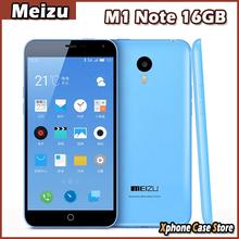 Original Meizu M1 Note 16GBROM + 2GBRAM 5.5″ 4G Flyme 4.1 SmartPhone MTK6752 Octa Core Dual Sim FDD-LTE & WCDMA & GSM 3140mAh