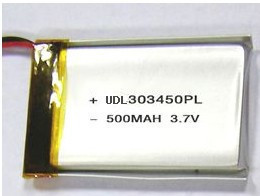 Supply of batteries, lithium batteries , lithium polymer batteries , lights for night market with USB battery 303450(China (Mainland))