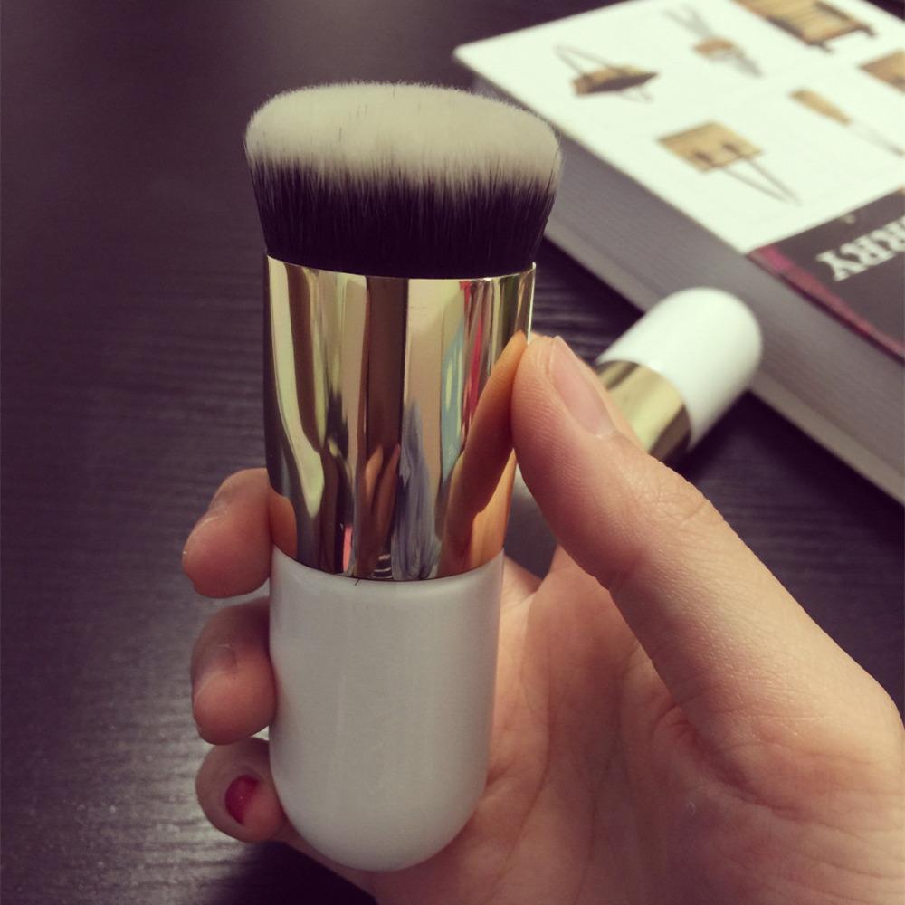 2015 New Explosion models 1pcs Foundation Brush Face Makeup Brush Foundation Blush Makeup Tool Kabuki Brush