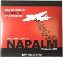 Napalm Coffee DARK ROAST Keurig K Cups 12 Count