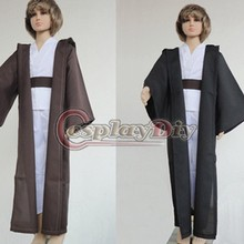 Star Wars Darth Vader Anakin Skywalker Cape Jedi Knight Kids Cosplay Cloak Robe  D1121